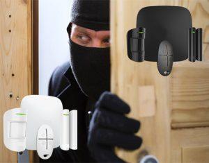 alarma intrusion sin cuotas