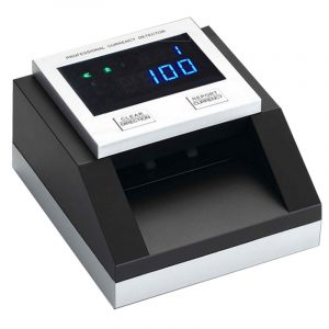 detector de billetes falsos para tienda